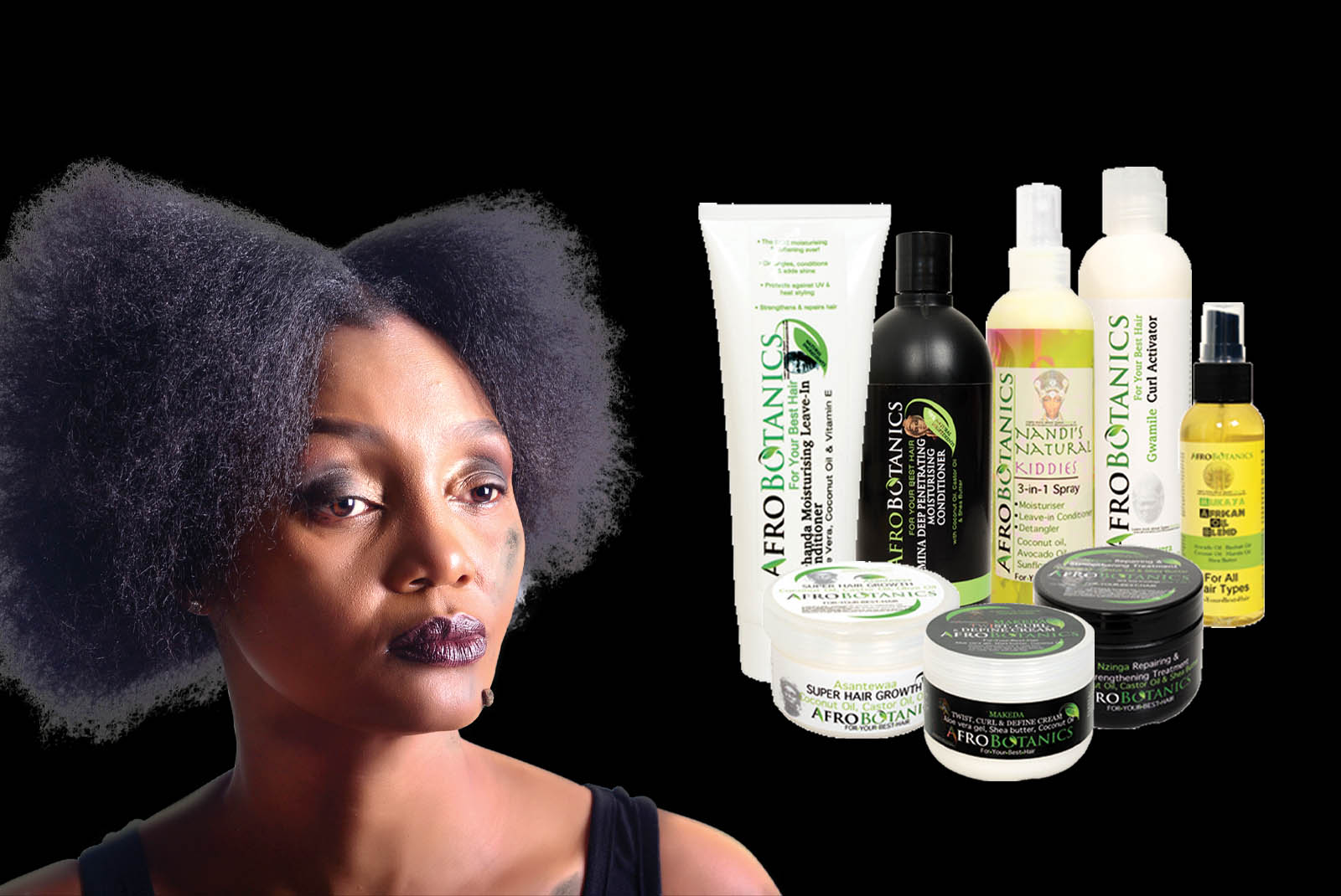 Afro Botanics My Own Kind Of Beautiful