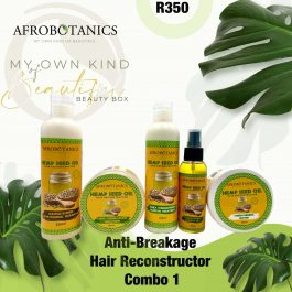 Anti-Breakage Hair Reconstructor Combo 1