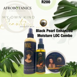 Black Pearl Enhanced Moisture LOC Combo
