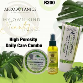 High Porosity Daily Care Combo