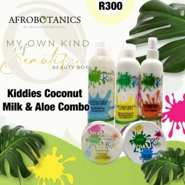 Kiddies Coconut Milk & Aloe Combo