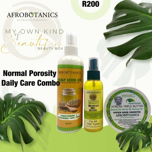 Normal Porosity Daily Care Combo